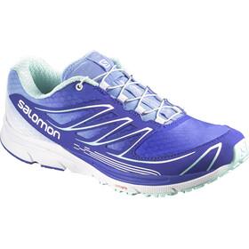 Salomon W's Sense Mantra 3 Shoes Spectrum Blue/White/Igloo Blue